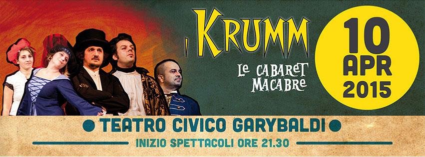 10 aprile 2015 – I Krumm