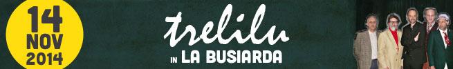 14 novembre 2014 – La Busiarda