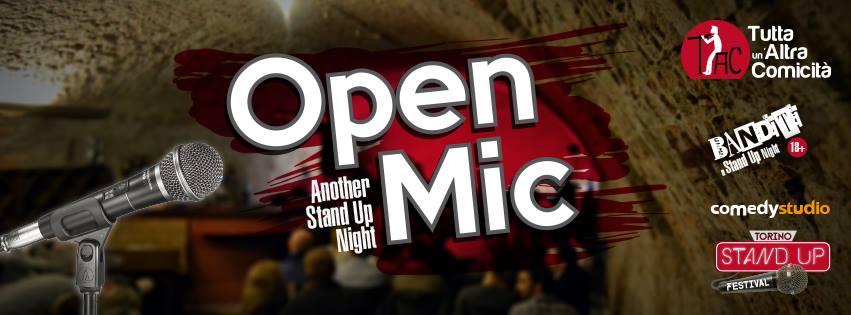 28 novembre 2014 – Open Mic