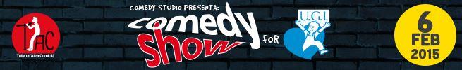 Comedy Show for UGI