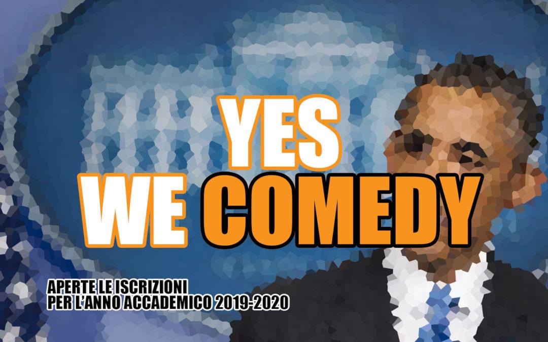 Comedy Studio – Anno Accademico 2019-2020